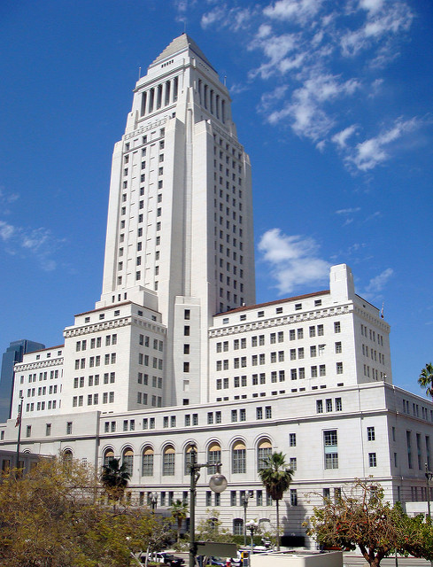 City of Los Angeles City Hall